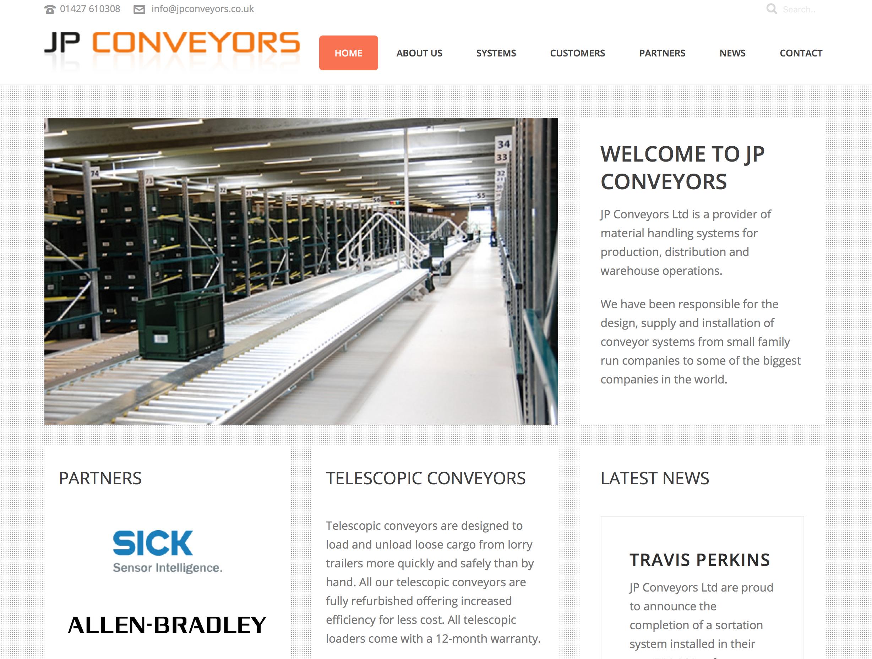JP Conveyours