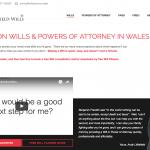 Wills Advice Wales
